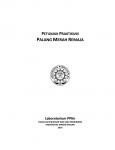 Praktikum PMR
